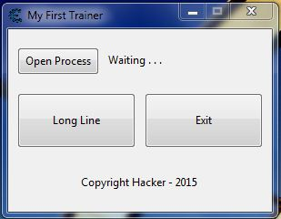 Tutorial : Making A Game Hack Trainer Using Cheat Engine Lua