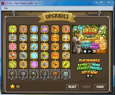 Hacking Game : Kingdom Rush for PC | VCL Bro Ordinary Fun's World